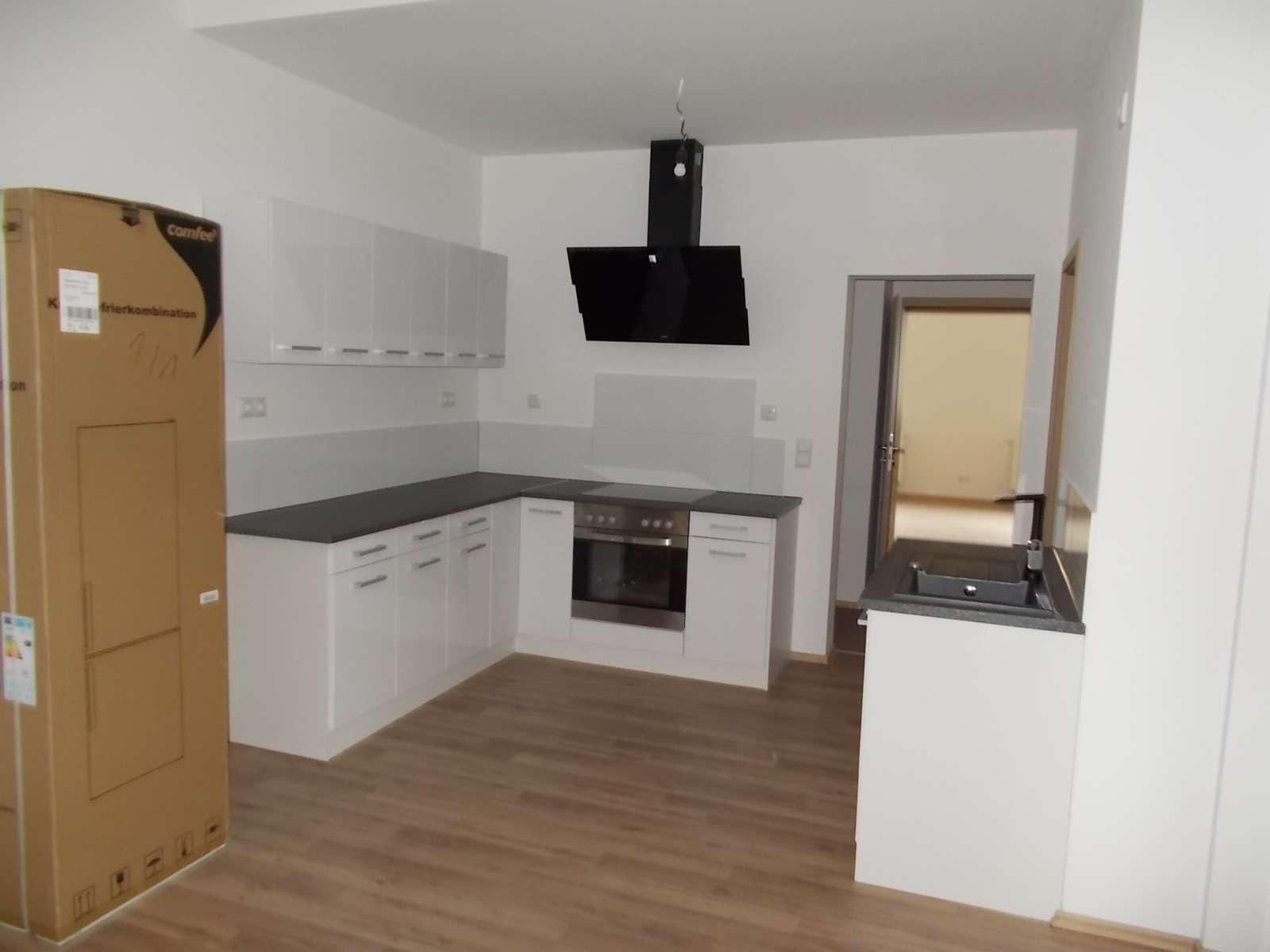 Erstbezug nach Sanierung: exklusive 2,5-Zimmer-Wohnung mit Einbauküche in Erlangen in