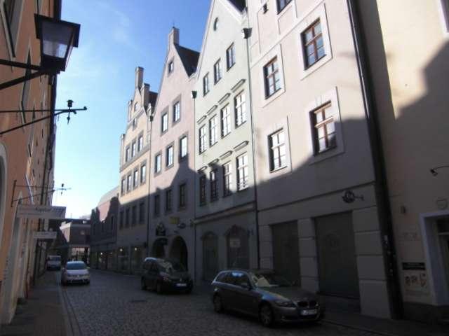 Wohnen über den Dächern von Landshut, gleich neben der Isar in Altstadt (Landshut)