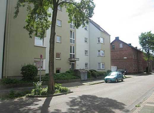 GE-ERLE (WBS-erforderlich), gemütl. 2,5R-Whg. mit Balkon und Blick ins Grüne, in gepfl. Wohnanlage !