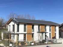 Einfamilienhaus mit Gewerbe in ländl