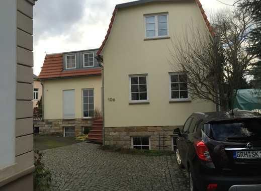 Einfamilienhaus mit Kamin - nahe Elbe und Schillerplatz