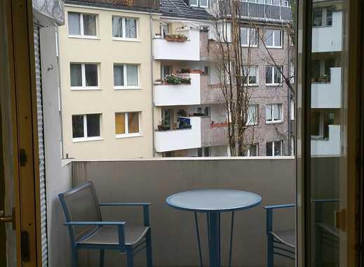 Nachmieter für großzügige und sehr helle 3 Zimmer Wohnung in Düsseldorf, Derendorf gesucht!