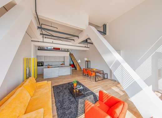 Alles neu - Penthouse auf 2 Ebenen mit Dachterrasse!