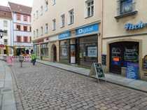Ladengeschäft im Stadtzentrum von Pirna