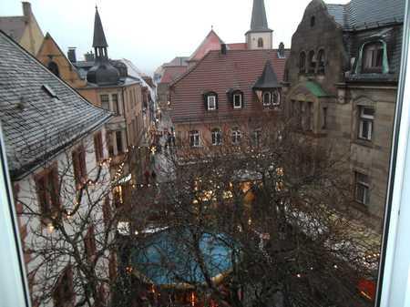 Wohnung für überzeugten Stadtbewohner in Bad Kissingen