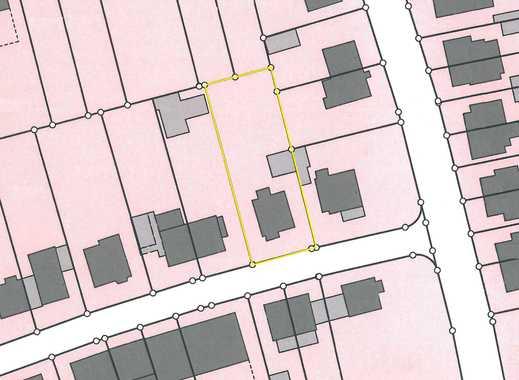 Perfektes Grundstück mit 740 m² Grund in absolut ruhiger Lage im südlichen Obersendling Gartenstadt