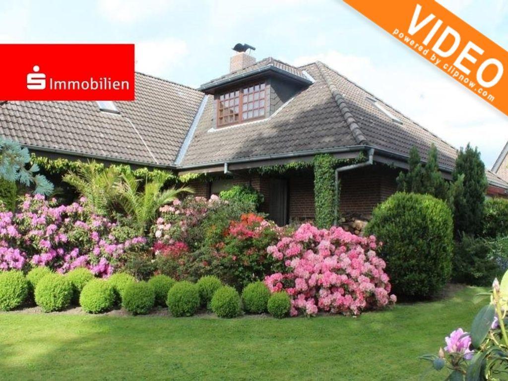 Villa in Sackgassenlage
