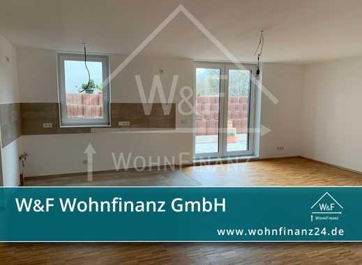 Erstbezug! 2-Zimmer-Einliegerwohnung mit Terrasse in Bodenheimer Top-Lage!