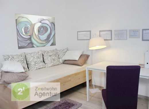 Modern möbliertes Apartment mit Balkon. Erkrath-Hochdahl, Hans-Sachs-Weg