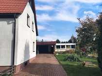 Burgstädt Chemnitz - Doppelhaushälfte mit genialem