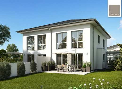 Das mondäne Doppelhaus für die ganze Familie - großes Grundstück für Ihre Doppelhaushälfte