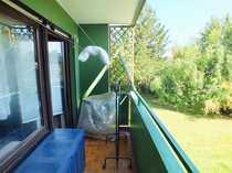 Tolle 2 Zimmerwohnung in grüner