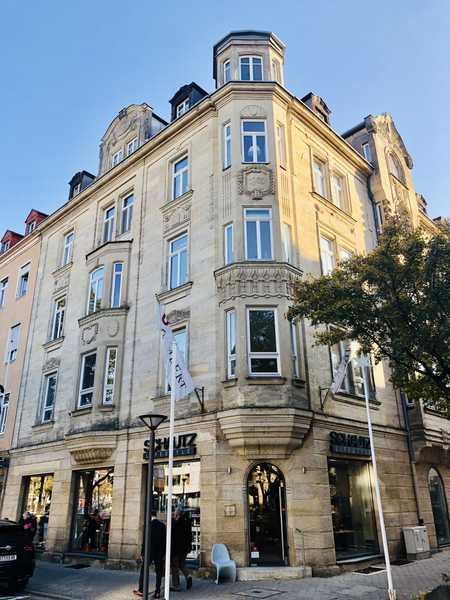 Schöne 2 Zimmer im Herzen Stadt zu vermieten. in City (Bayreuth)
