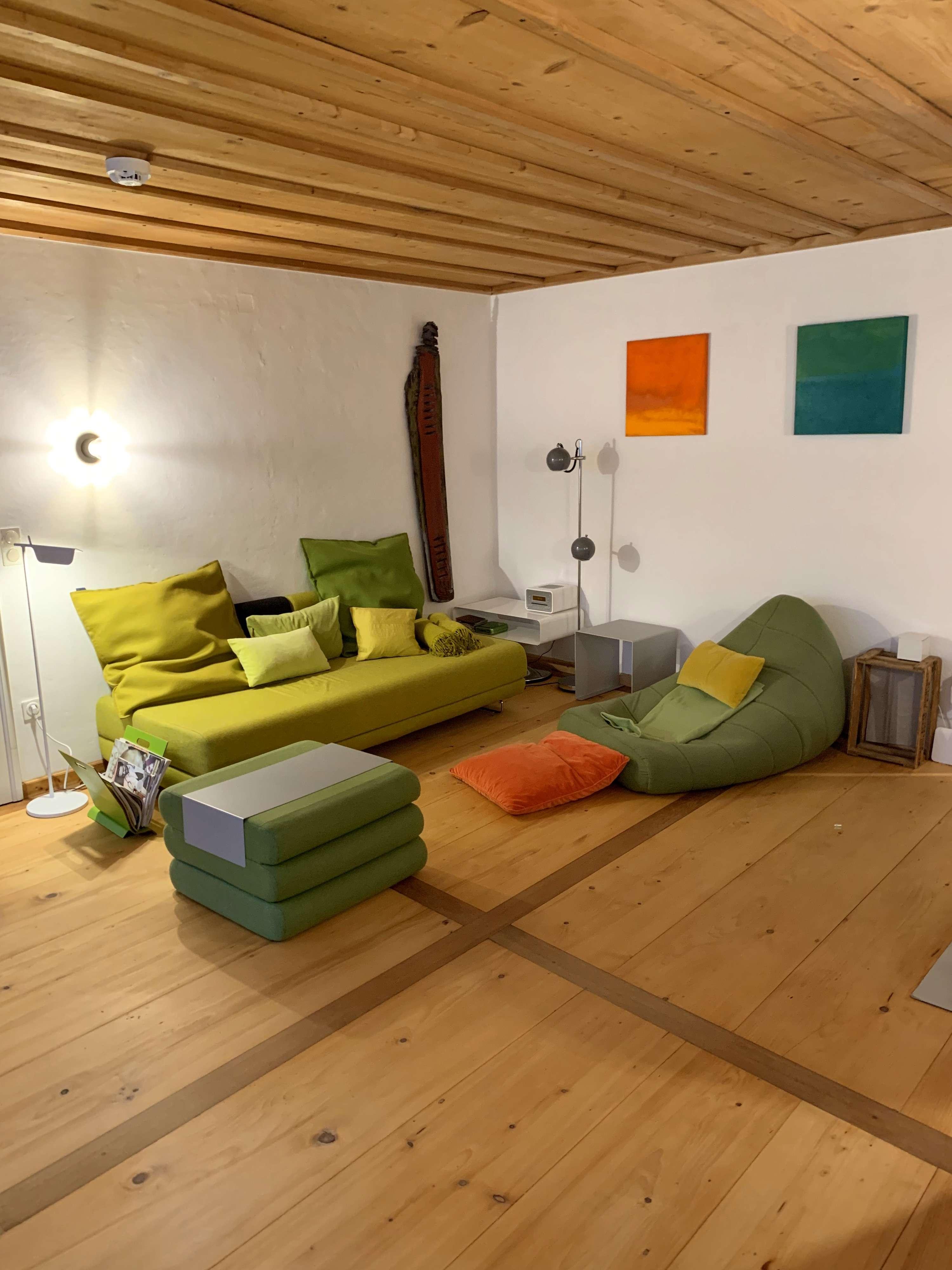 Traumschöne und ruhige  Altstadtwohnung in Augsburg-Innenstadt