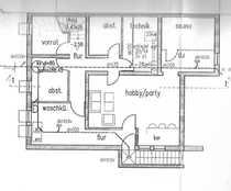 Gepflegte 4 5-Zimmer-Maisonette-Wohnung mit 2
