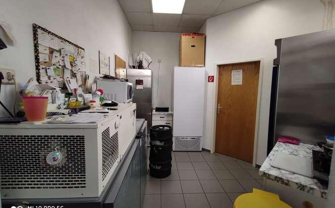 Küche Vorbereitungsraum