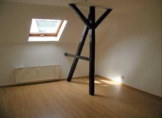 1 Monat mietfrei+Ikea- oder Baumarkt-GUTSCHEIN!!! Sehr schöne 2-Zi-DG-Wohnung-WG geeignet