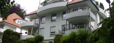 Vermietung einer 2-Zimmer-Wohnung in Porta Westfalica-Hausberge