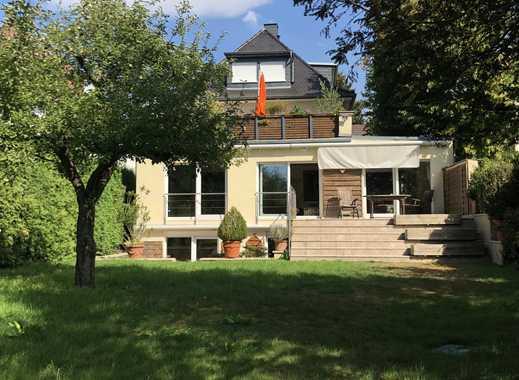 Maisonette Wohnung mit wunderschönem Garten und eigener Garage zu vermieten