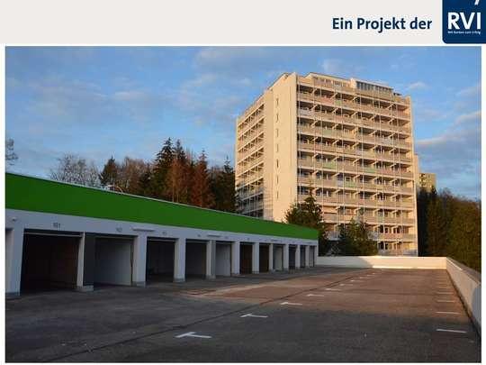 Abschließbare Einzelgaragenbox im sanierten Garagenhaus auf dem Eschberg *direkt vom Vermieter*