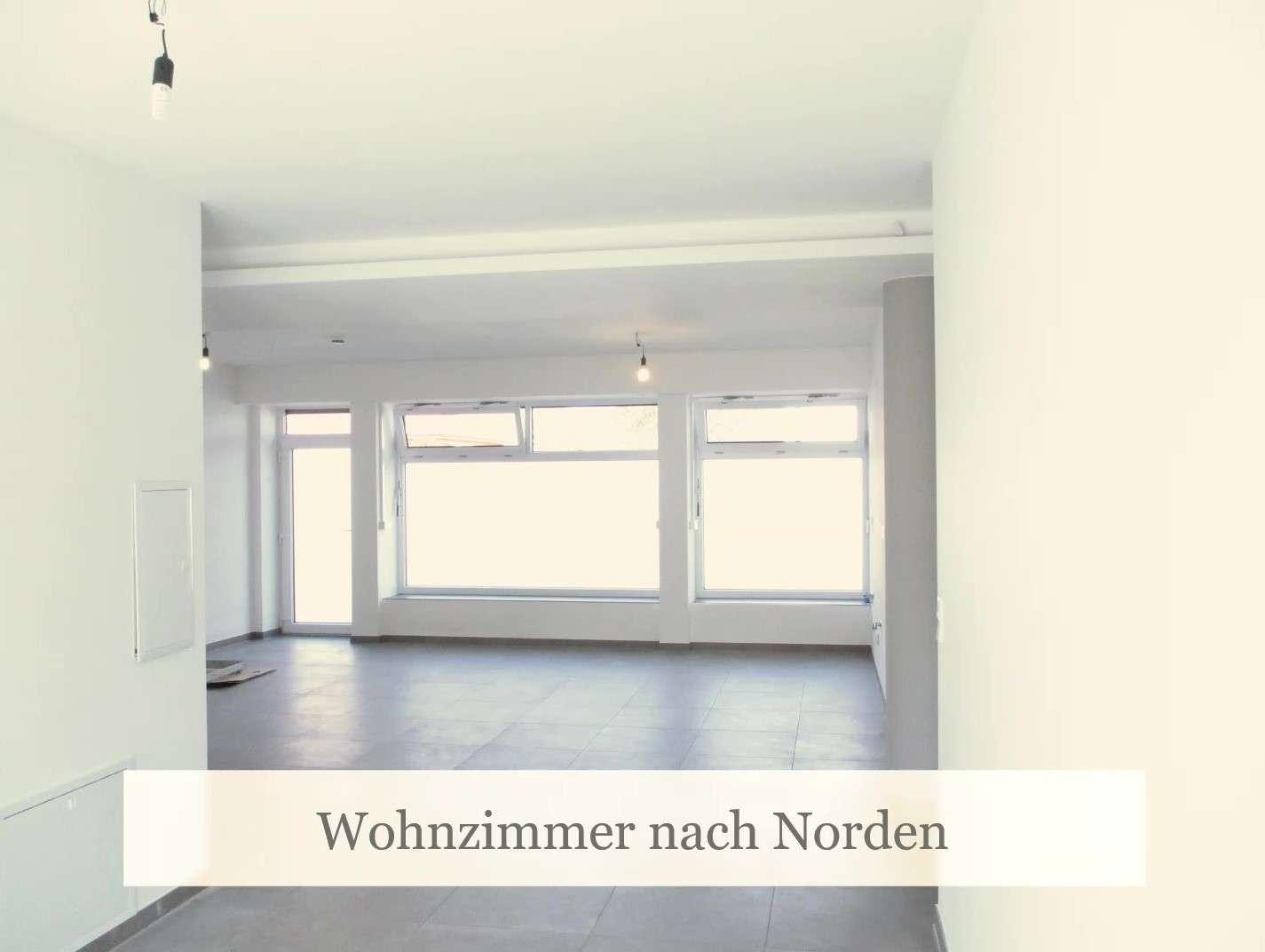 Kochen mit Gas-Bad mit Bidet-Erstbezug:Außergewöhnlich stilvolle 2-Zimmer-Loftwohnung in Kaufbeuren