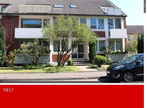 Gemütliche 3 - Zimmerwohnung mit Dachterrasse in Meerbusch - Büderich!