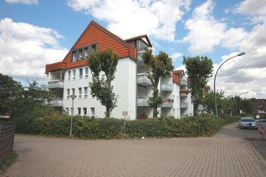 Dachgeschosswohnung mit Balkon in Salzgitter-Gebhardshagen