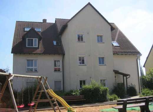 BEIL BAUGESELLSCHAFT: Schöne 3-Zimmer-EG-Wohnung in Neuendettelsau!
