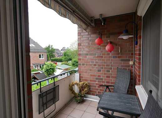 Tornesch - TOP! Wohnung mit sonnigem Balkon in bevorzugter Wohnlage