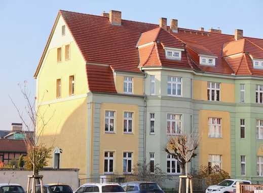 HORN IMMOBILIEN ++ Neustrelitz toll modernisiertes voll vermietetes Mehrfamilienhaus