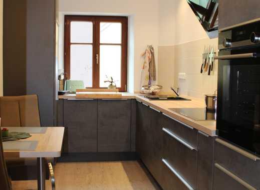 Neuwertige 3,5-Zimmer-Wohnung mit Balkon und Einbauküche in Rothenburg (nach Erstbezug)