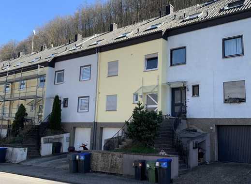 Gepflegtes Reihenmittelhaus mit kleiner ELW in Saarbrücken-Scheidt