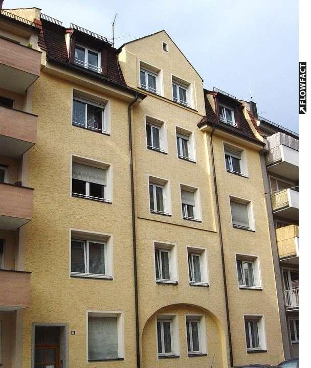 Großzügige 4-Zimmer-Wohnung nahe Nürnberg City!