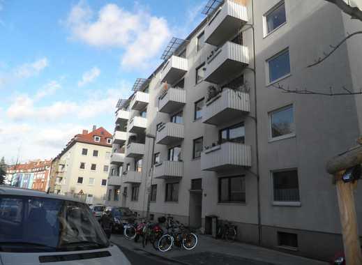 Schöne 3-Zimmer Erdgeschosswohnung in der Südstadt, Große Barlinge 57