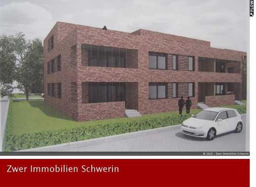 Eigentumswohnungen neu, mit Terrasse oder Balkon und Garage, am Lankower See in Schwerin