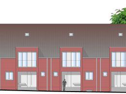 Haus-Idee Straßenansicht