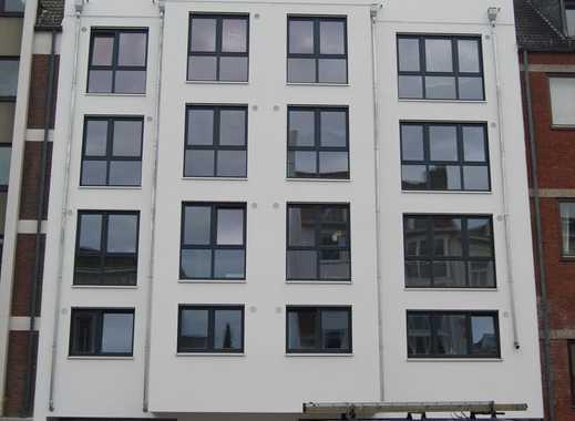 Viertel: Schicker Neubau, hochwertige 3-Zi-Wohnung, EBK, Vollbad, Südbalkon