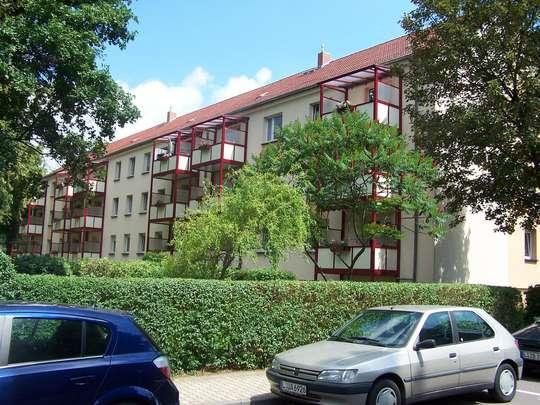 Gemütliche 3-Raumwohnung in der R.-Koch-Str. in Kitzscher...