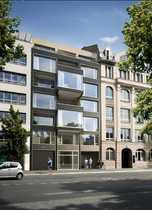 Stilvolle neuwertige 3-Zimmer-Wohnung mit Balkon