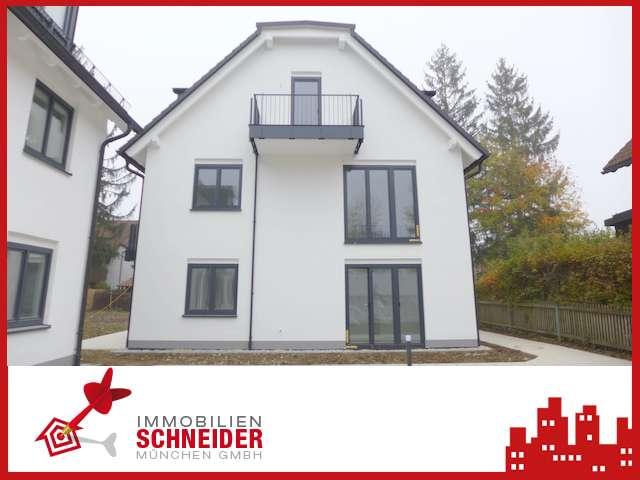 IMMOBILIEN SCHNEIDER - Neubau-Erstbezug - schöne 2 Zimmer EG-Süd-Garten-Wohnung in Aubing (München)