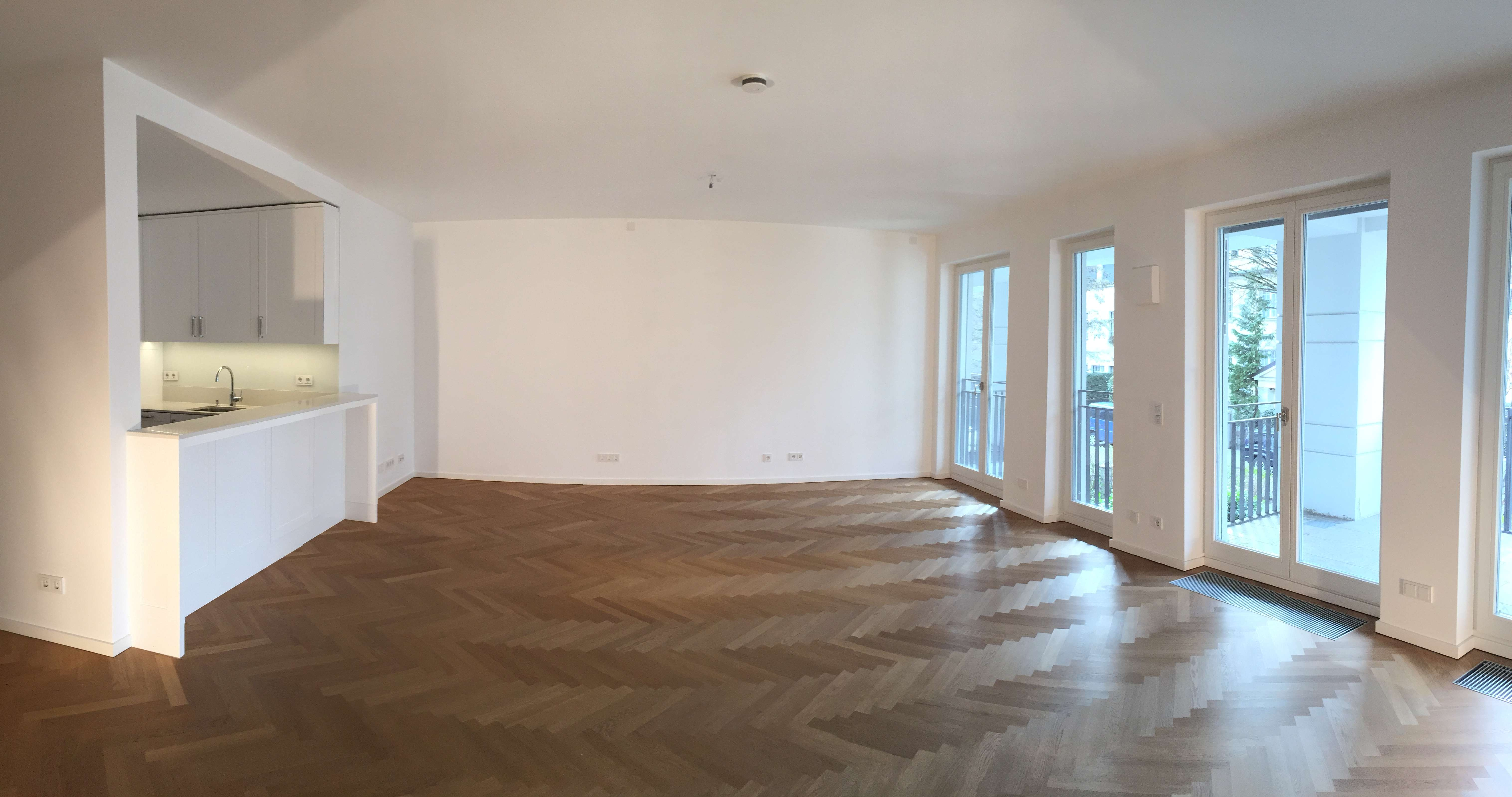 Moderne 3-Zimmer-Luxuswohnung für allerhöchste Ansprüche in Alt-Bogenhausen in Bogenhausen (München)