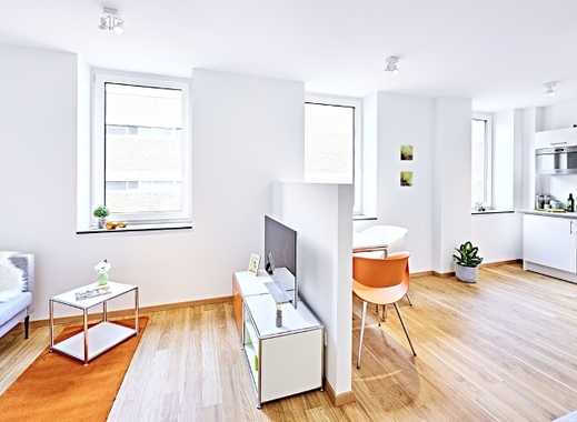 Großes 2-Zimmer-Apartment mit ca. 64 m² Wohnfläche und überdachten Balkon