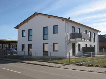 Exklusive 2-Zimmer Wohnung mit Luxus-EBK, Terrasse und Garten in Pfeffenhausen