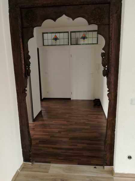 Schöne, offene 3,5 Zimmer Wohnung in Kronach Innenstadt in Kronach