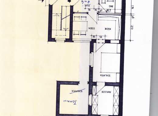 Kohlscheid, gepflegte 3 Zimmer Wohnung mit Gartennutzung