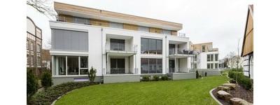 Anspruchsvolle Architektur in sehr ruhiger Wohnlage