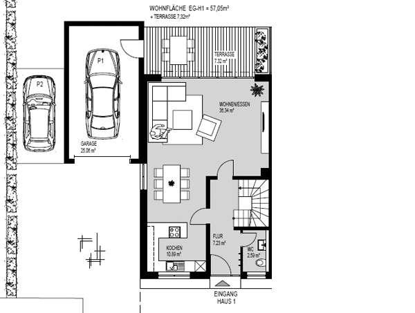 DH_Haus 1_Erdgeschoss