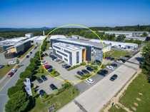 290 m2 Neubau-Büros auf 1