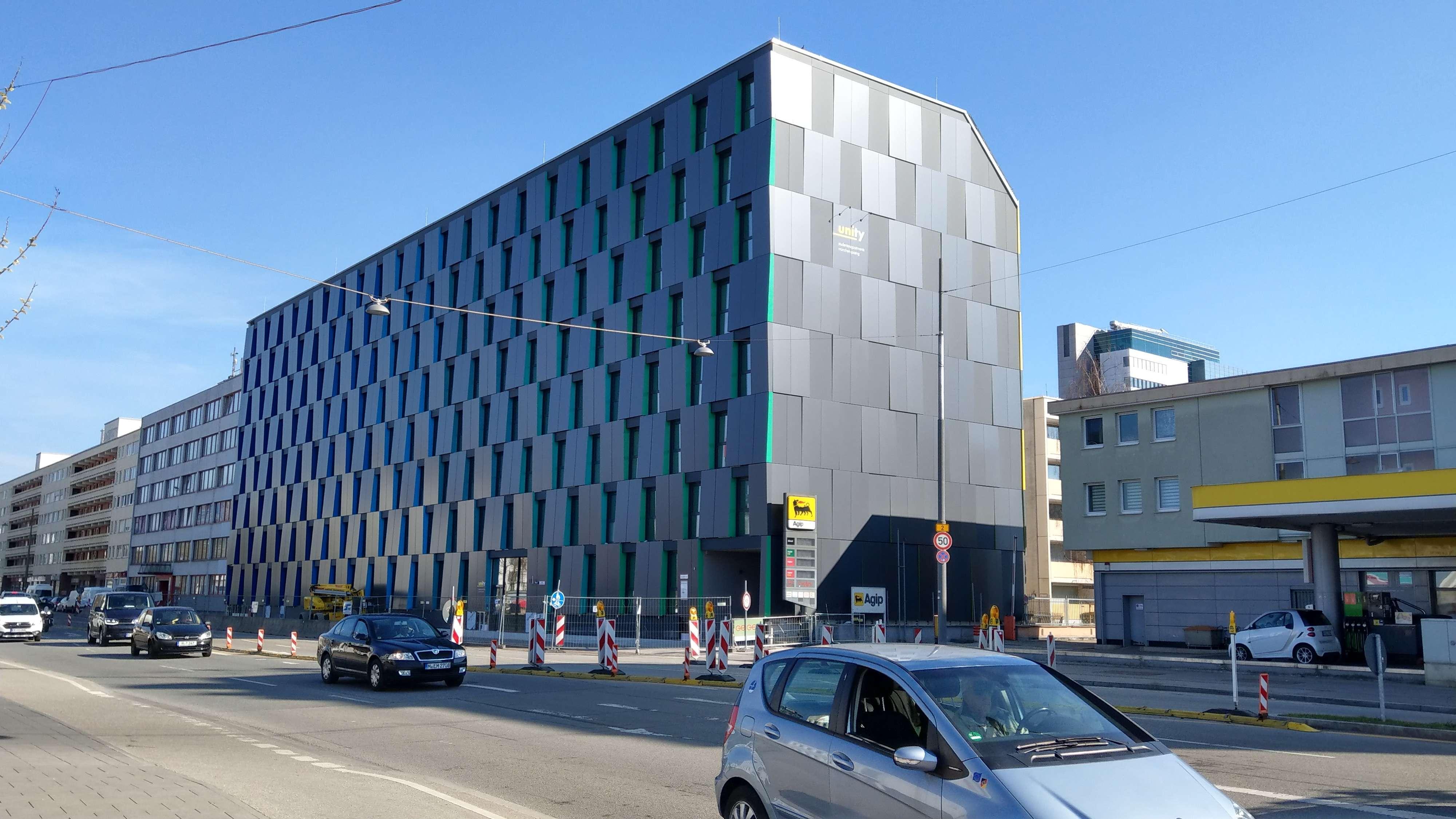 Neue Studentenwohnung mit EBK und Balkon: ansprechende 1-Zimmer-Wohnung in Pasing, München in Pasing (München)