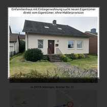 Einfamilienhaus mit Einliegerwohnung sucht neuen
